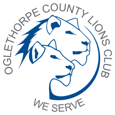 Oglethorpe County Lions Club Logo