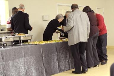 The Charter Dinner, 18 January 2014